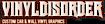Vinyldisorderstickers Logo