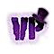 Violet Peacock Logo