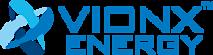 Vionx Energy's Company logo