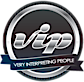 Vip Very Interpreting People's Company logo