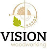 Vision Woodworking's Company logo