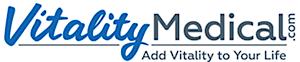 Vitality Medical's Company logo