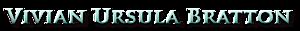 Vivian Ursula Bratton's Company logo