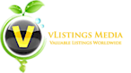 Vlistings Media's Company logo