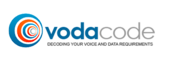 Vodacode's Company logo