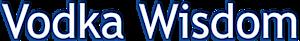 Vodka Wisdom's Company logo