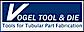 Paperchine's Competitor - Vogel Tool & Die logo