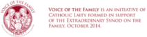 Voice of the Family's Company logo