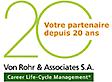 Von Rohr And Associates's Company logo