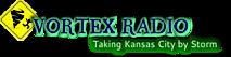 Vortex Radio's Company logo
