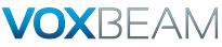 Voxbeam's Company logo