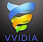 Vvidia's Company logo