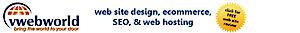 Vwebworld Web Site Design's Company logo