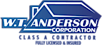 W.t. Anderson's Company logo
