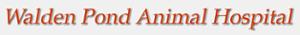 Walden Pond Animal Hospital's Company logo