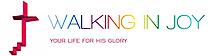 Walking In Joy- Ursula Mcguire's Company logo