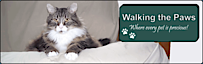 Walking The Paws-a Pet Sitting And Dog Walking Service's Company logo