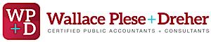 Wallace Plese  Dreher's Company logo