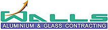 Walls Aluminium And Glass Contracting's Company logo