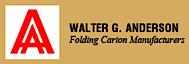 Walter G. Anderson's Company logo