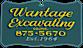 Caldora, Inc. Mason Contractor's Competitor - Wantage Excavating logo