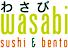PizzaExpress's Competitor - Wasabi logo