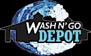 Wash N' Go Depot's Company logo