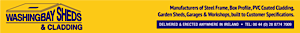 Washingbay Sheds And Cladding's Company logo
