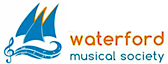 Waterford Musical Society's Company logo