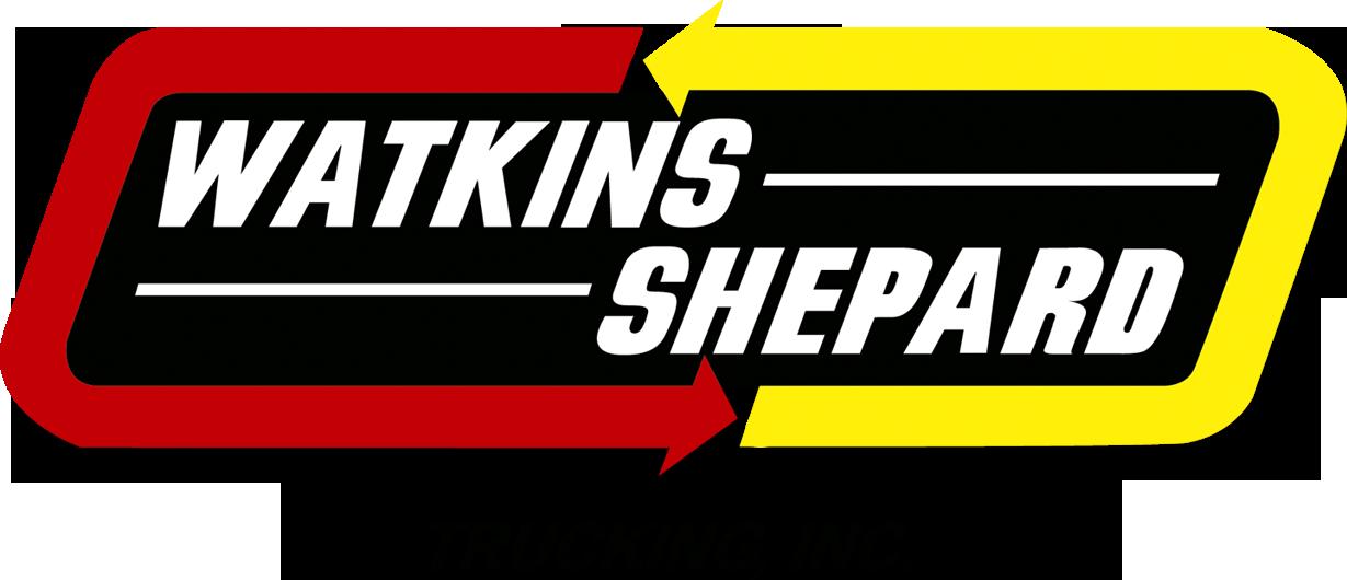Watkins & Shepard Trucking logo
