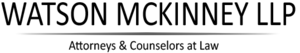 Watson Mckinney's Company logo
