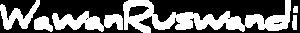 Wawan Ruswandi's Company logo
