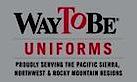 Way To Be Uniforms's Company logo