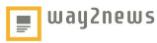 STEP Edge's Competitor - Way2News logo