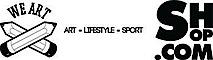 We Art Clothin's Company logo