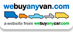 We Buy Any Van's Company logo