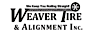 A Automotive Co Inc's Competitor - Weaver Tire & Alignment logo