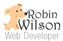 Web Development By Robin's Company logo