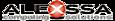 Web Hosting And Web Design By Alexssa Logo