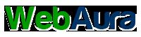 Webaura's Company logo