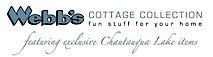 Webb's Cottage Collection's Company logo