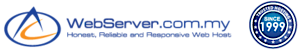 WebServer's Company logo
