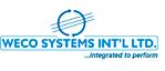 Weco Systems Int's Company logo