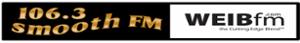 WEIB 106.3 Smooth FM's Company logo