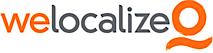 Welocalize's Company logo