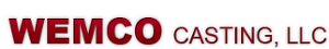 Wemco Casting's Company logo