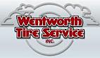 Wentworth Tire Service's Company logo