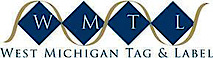 West Michigan Tag & Label's Company logo