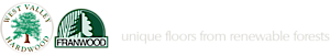 West Valley Hardwood's Company logo