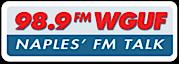 WGUF FM's Company logo